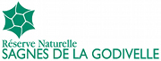 Logo of the nature reserve of Sagnes La Godivelle